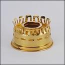 Aladdin Brass Gallery-Heeless For 23A