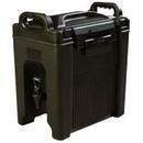 Carlisle 2 1/2 Gallon Hot Beverage Server - Black, XT2500-BLACK