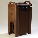 Carlisle 5 Gallon Hot Beverage Server - Brown, XT5000-BROWN