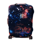 TOPTIE Printed Luggage Cover Creative Color Design Suitcase Travel Protector