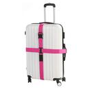 TopTie Adjustable Long Cross Luggage Strap Elastic Band Suitcase Travel Belt