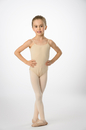 Prima Soft Children'S Leotards 404C Nude Under-Tard