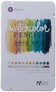 Prima Marketing 655350576691 Prima Marketing Wpset-76691 Scenic Route Mixed Media Watercolor Pencils (12 Pack)