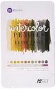 Prima Marketing 655350576738 Prima Marketing Wpset-76738 Earth Tones Mixed Media Watercolor Pencils (12 Pack)