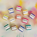 Prima Marketing 655350584269 Watercolor Confections - Tropicals