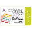 Prima Marketing 655350589196 Color Philosophy- Wasabi / Ink