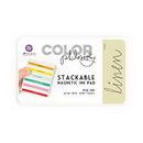 Prima Marketing 655350589332 Color Philosophy- Linen / Ink