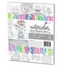 Prima Marketing 655350589790 Prima Marketing Coloring Book Vol. 3 - Faith Based