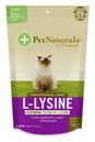 Pet Naturals 0700834.060 L-LYSINE (60)