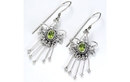 Painful Pleasures BAER057-pair Bali Tinker Fairy Indonesian Style Sterling Silver Earrings French Hook