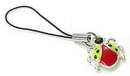 Painful Pleasures CEL030 LADY BUG # 2 Wholesale Cell Phone Charms