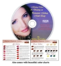 Permanent Makeup COS-009-MIXING-DVD Mixing Color & Drawing on Makeup Made Easy - Cosmetic DVD