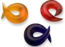 Gorilla Glass Custom-091-BRB-GG Barb Glass Plug - Custom Made - Price Per 1