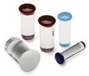 Gorilla Glass Custom-114-CFP-P-GG Color Front Conch Pin Glass Plug - Custom Made - Price Per 1