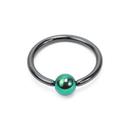 Unbreakable Custom-365-UB 14g Niobium Captive Bead Ring - Custom Made - Price Per 1