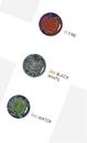 Gorilla Glass Custom-808-FTL-GG Feather Borosilicate Glass Labret - Custom Made - Price Per 1