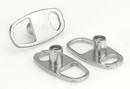 Painful Pleasures derm133 14g Titanium Dermal Anchor with Oval Base - Price Per 1