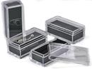 Painful Pleasures DIS-037 Acrylic Display Box with Black Velvet Interior