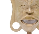 Painful Pleasures DIS-072 Laughing Monk Head Plug Display- Display Only