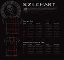 Sullen discount-005 Sullen Angels SA Whisper V NECK T Shirt BLACK
