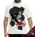 Sullen discount-034 BOUQUET White Men's Tee Shirt Sullen Clothing
