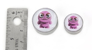 Limitless Limit-057 Mad Monster Hand Polished Double Flare Image Plug - Price Per 1