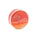 Painful Pleasures Limit-207 Custom Engraved Red Agate Stone Plug - Price Per 1