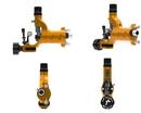 Ink Machines Stingray X2 Rotary Tattoo Machine - Blazing Gold