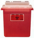 Bemis MED-224 Bemis Multi-Use Sharps Containers - 2 Gallon