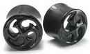Elementals Organics ORG033 SHIRUKEN Tunnel Horn Organic Ear Jewelry 6mm - 25mm - Price Per 1