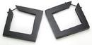 Elementals Organics ORG125-pair WOOD Cheaters # 125 - Stirrups Natural Body Jewelry - Price Per 2