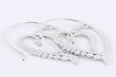 Elementals Organics ORG970-pair 18g - .925 Sterling Silver KERSEN Earrings Hangers - Price Per 2