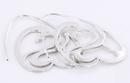 Elementals Organics ORG973-pair 18g - .925 Sterling Silver PAKU Earrings Hangers - Price Per 2