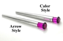 Pierced Tools PT-020_calor_taper-one Body Piercing Taper - Calor Style - Stretch Your Piercing - 20g - 00g - Price Per Taper