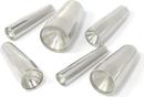 """Pierced Tools PT-020-Medium Stainless Steel Medium Taper - 7/16"""" -  1"""" - Price Per Taper"""