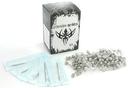 Pierced Tools PT-142-kit 100 Sterile Needles and 100 Straight Barbells - Piercing Kit