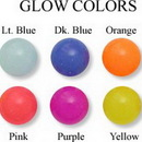 Painful Pleasures RES189 14G - 12G - 10G THREADED GLOW BALL