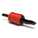 Precision TAT-1297-1304 Super Mag Tube & Grip Sets - 1'' Magnum Disposable Grips - Box of 18