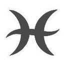 """Painful Pleasures TAT-912 Pisces Temporary Tattoos - 1.5""""x1.5"""""""