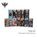 Artist Series - Precision Needles - Box of 50 Premade Sterilized Tattoo Needles