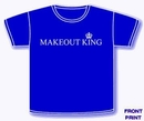 Manstitute tshirt_005 MAKEOUT KING FUNNY T-SHIRT T'S