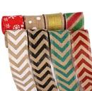 Burlap Fabric Ribbon 26 Yards Jute Craft Christmas 2.36