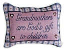 Simply Home Grandmother'S Gift Pillow (P80-GIFT)