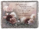 Simply Home Serenity Mid-Size Tapestry Throw (RTP266454)