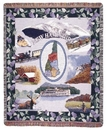 Simply Home New Hampshire Mid-Size Tapestry Throw (TPM590)