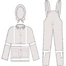 MCR Safety Luminator Class 3 Rain Suits