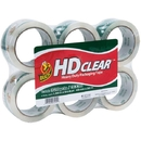 Duck Brand HD Clear High-Performance Packaging Tape