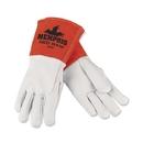 Memphis Red Ram Grain Goatskin Gloves