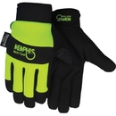 MCR Safety Multi-Task Synthetic Leather Palm Insulated Gloves