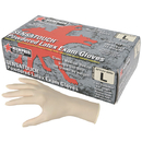 MCR Safety SensaGuard Industrial/Food Grade Disposable Latex Gloves